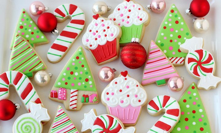 Idees Recettes de desserts pour les fetes de noel