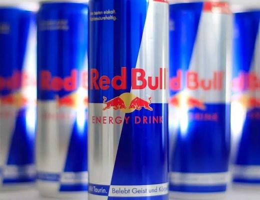 Red Bull Risques et Dangers sante