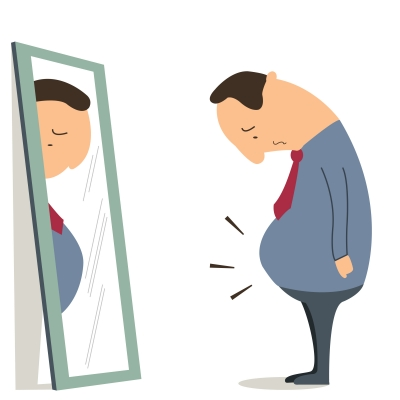 poids ventre surpoids