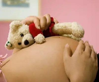 Bonheur de la grossesse