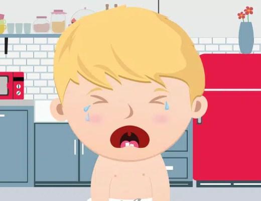 Comment apprendre a son enfant a manger sainement ?