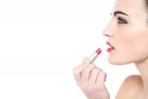 maquillage rouge a levres beaute
