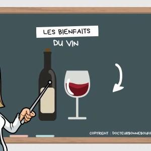 bienfaits vin santé