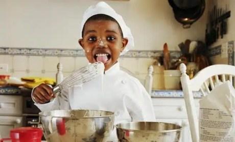Enfant cuisine humour