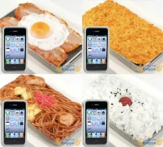 coque iphone boite bento