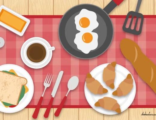 petit dejeuner sain et equilibre