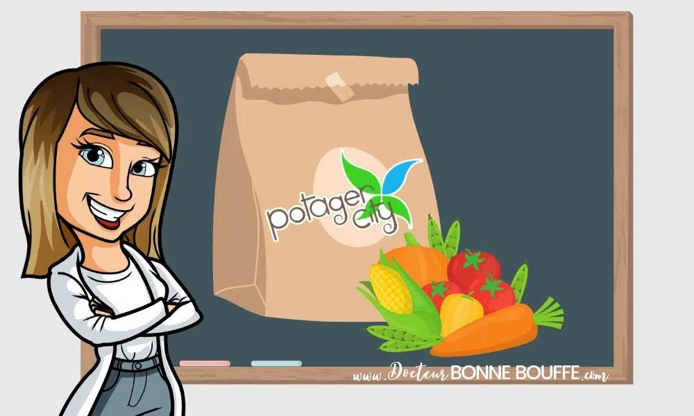 Potager City, les box de fruits et légumes frais et de saison !