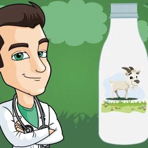 Comment ameliorer gout lait de chevre