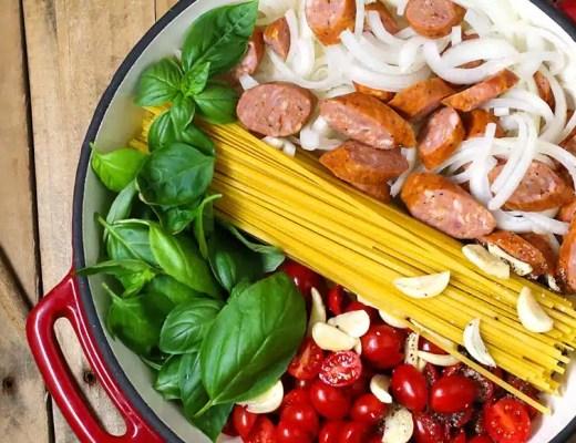 avantages one pot pasta