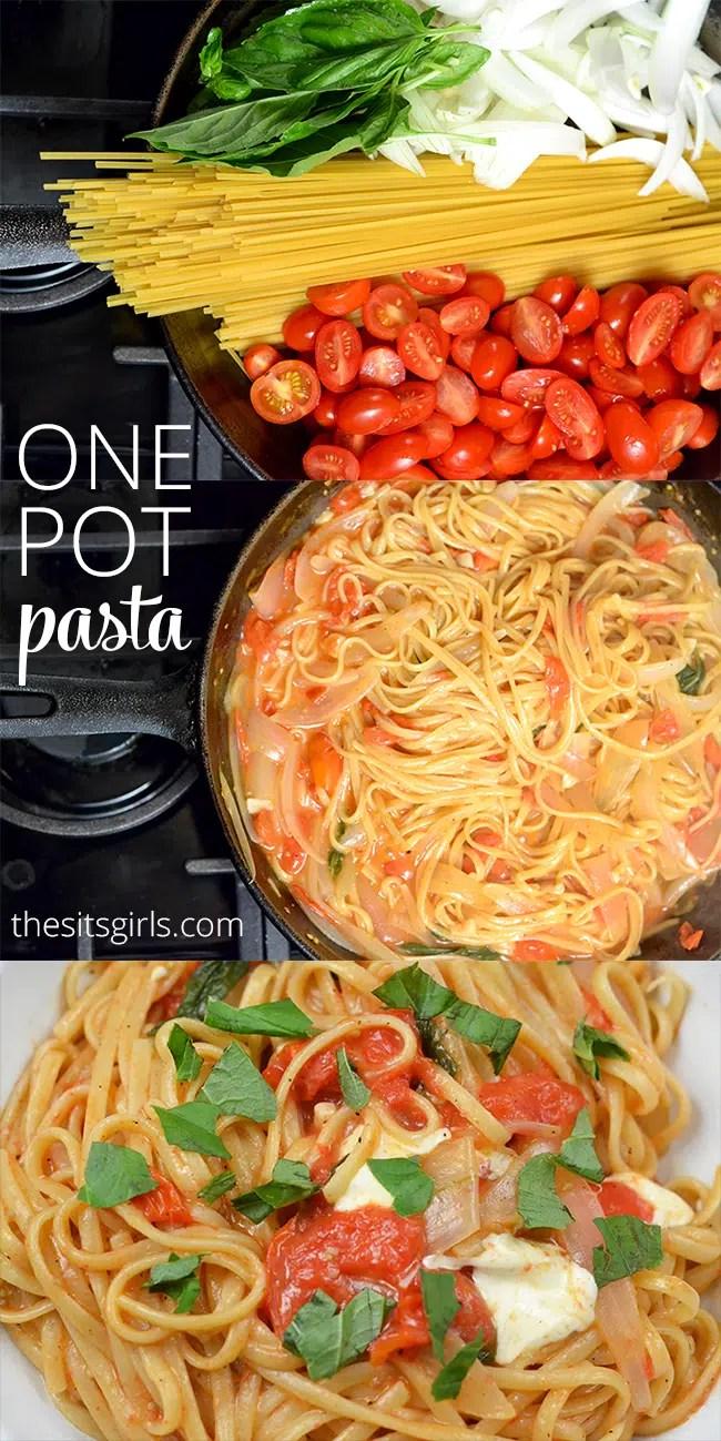 one pot pasta c'est quoi