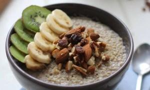porridge bienfaits sante