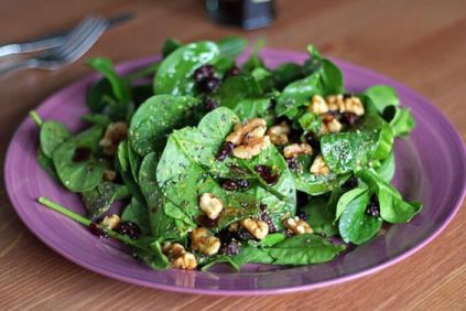 salades de graines de chia
