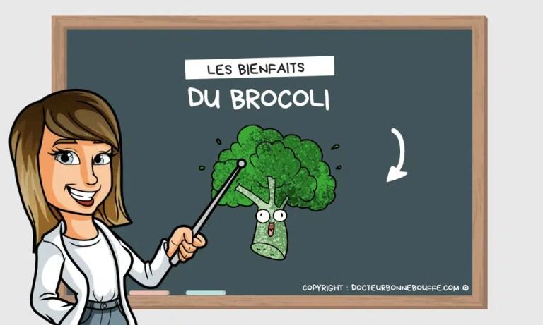 bienfait santé pouvoirs brocoli