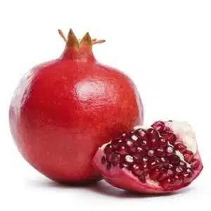 grenade fruits