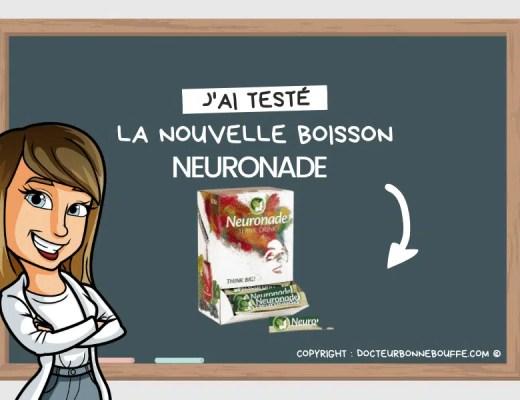 test boisson neuronade