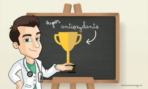 aliments les plus riches en antioxydants