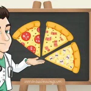 choisir sa pizza au supermarche