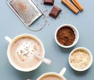 chocolat chaud maca