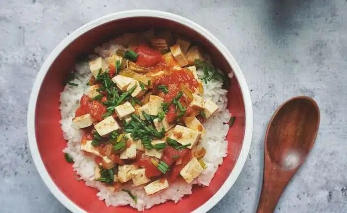 mapo tofu vegetarien recette