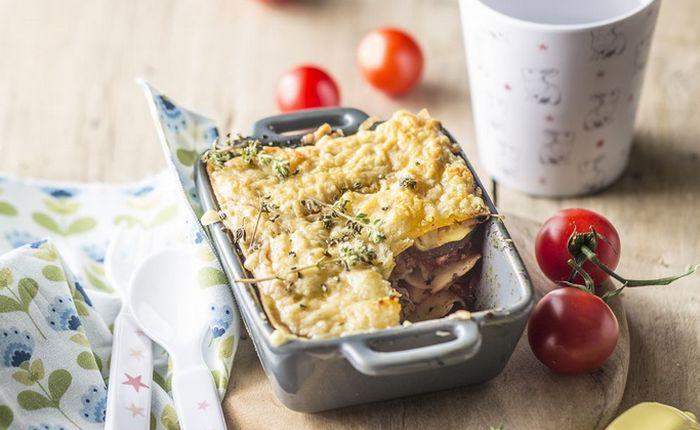 lasagne aux legumes recette pour enfants