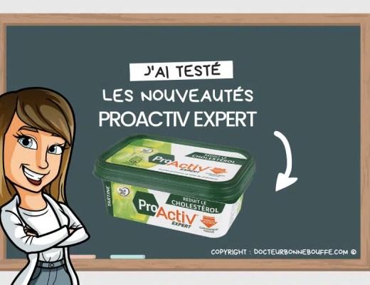 proactiv expert nouveautés cholestérol test