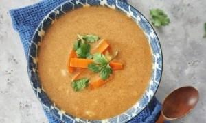Recette polonaise de la soupe à la tomate