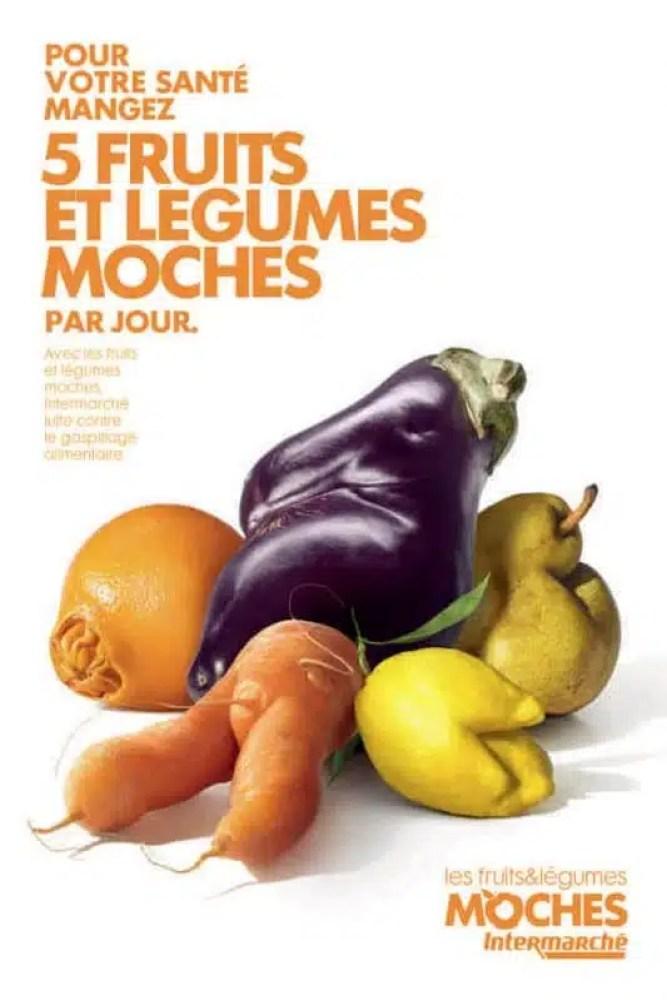fruits et légumes moches campagne