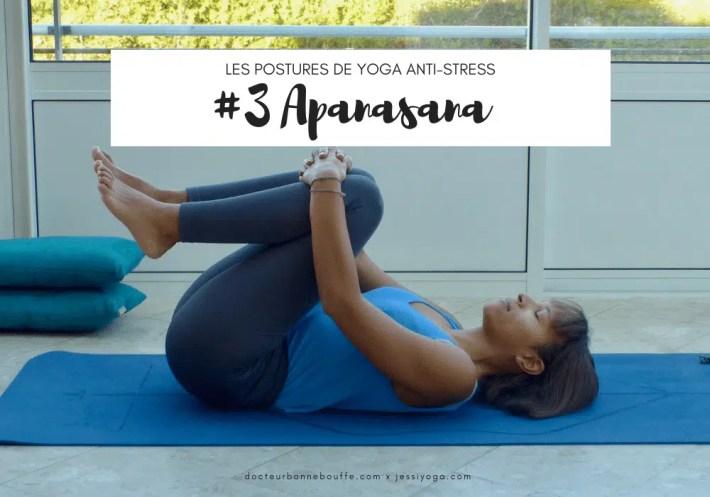 posture Apanasana