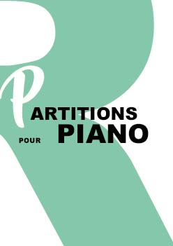 Partitions pour piano