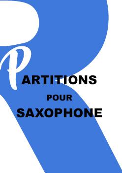 Partitions pour saxophone
