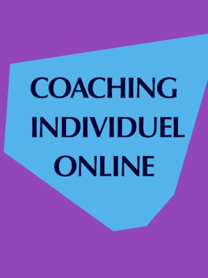 "Coaching individuel ""online"""