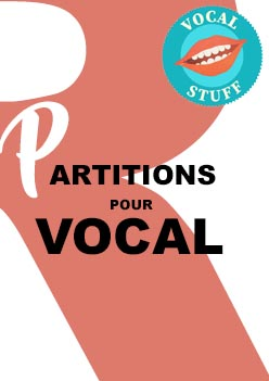 Partitions Vocal
