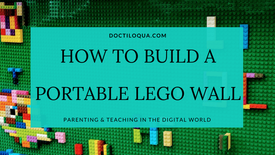 how to build a portable wall