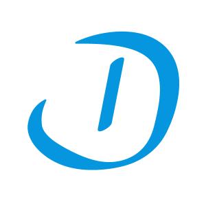 "Doctolib ""D"" logo"