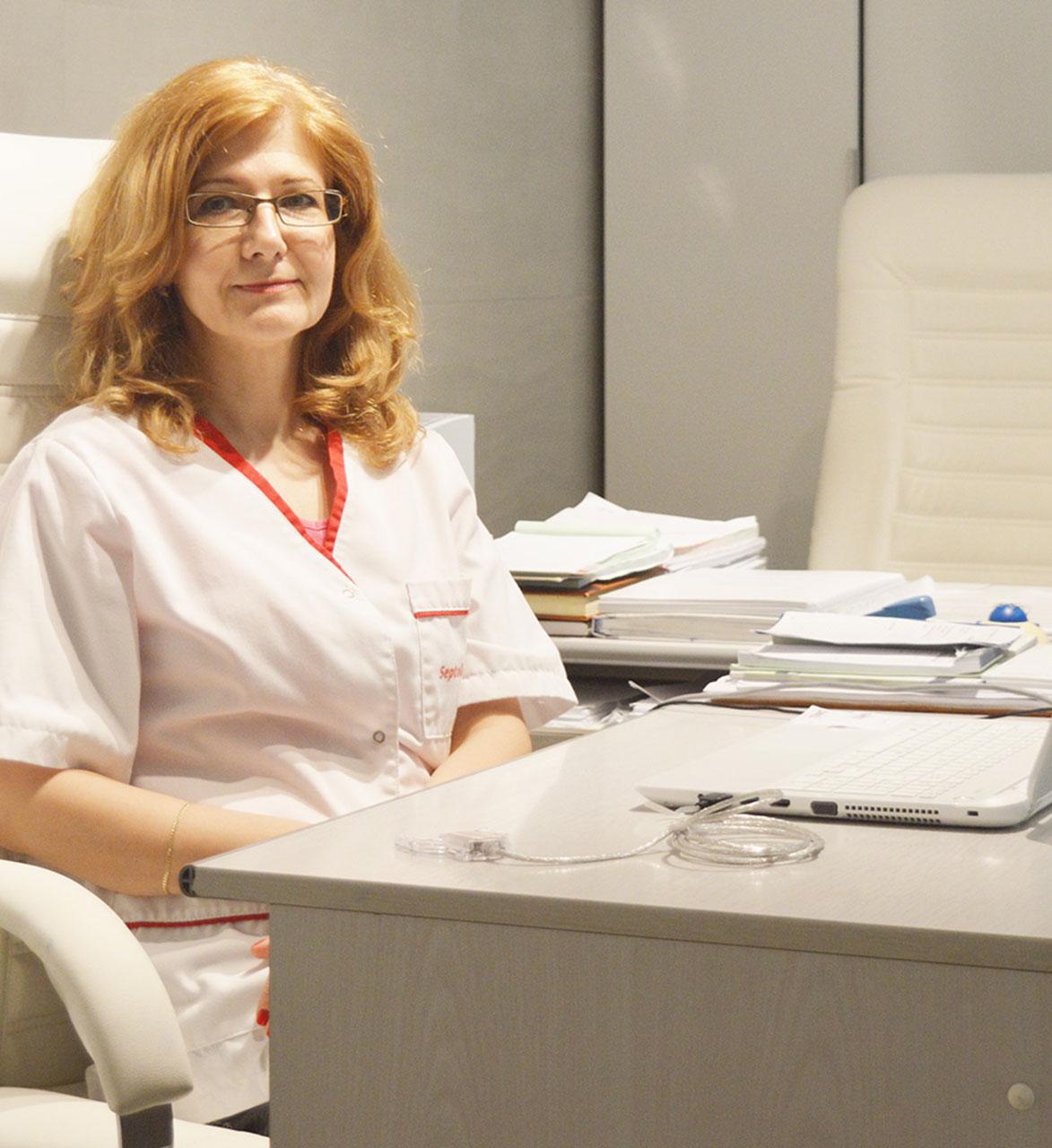 Doctor Mihaela Bolohan – Medic primar de medicina interna