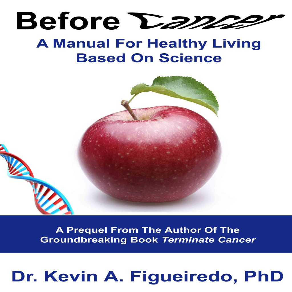 Before Cancer - Book