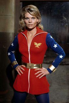 That Time Wonder Woman Was Blonde