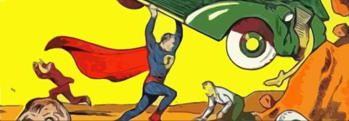 Happy Anniversary Action Comics!