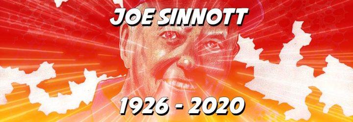 Joe Sinnott: 1926 to 2020