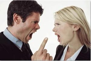 Gritarse es una falta de respeto.