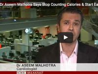 BBC News - Stop counting calories and Eat whole foods