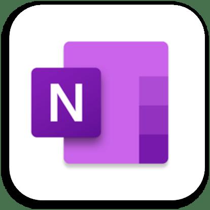 Onenote, student app