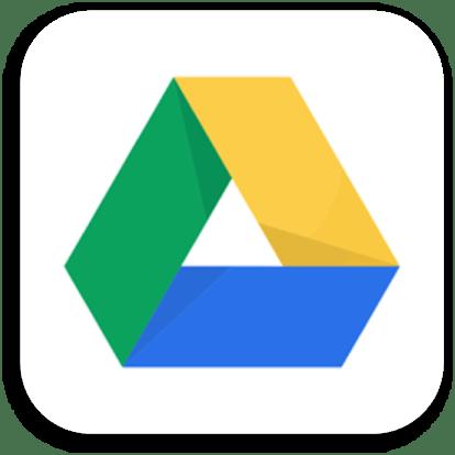 Googledrive, student app