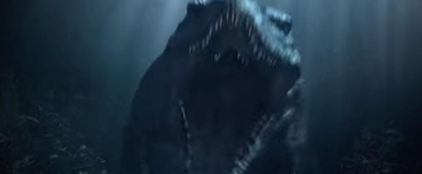 jurassic world the ride mosasaurus 1 - Doctor Disney
