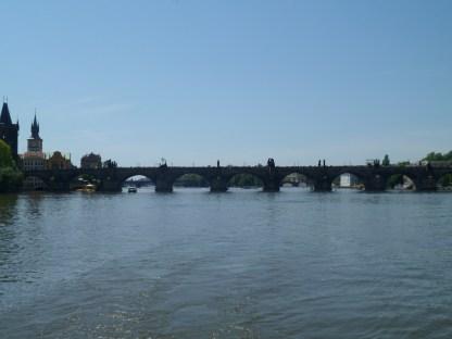 River view, Prague May 2012