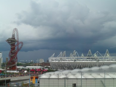 View of Olympic Park