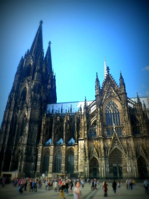 The Dom, Altstadt, Cologne