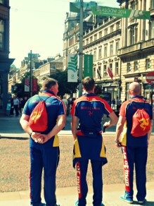 Team Isle of Man in Glasgow for Commonwealth Games