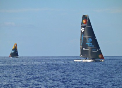 Extreme Sailing Series Funchal 2016