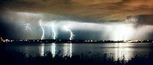 Lightning in Suquamish